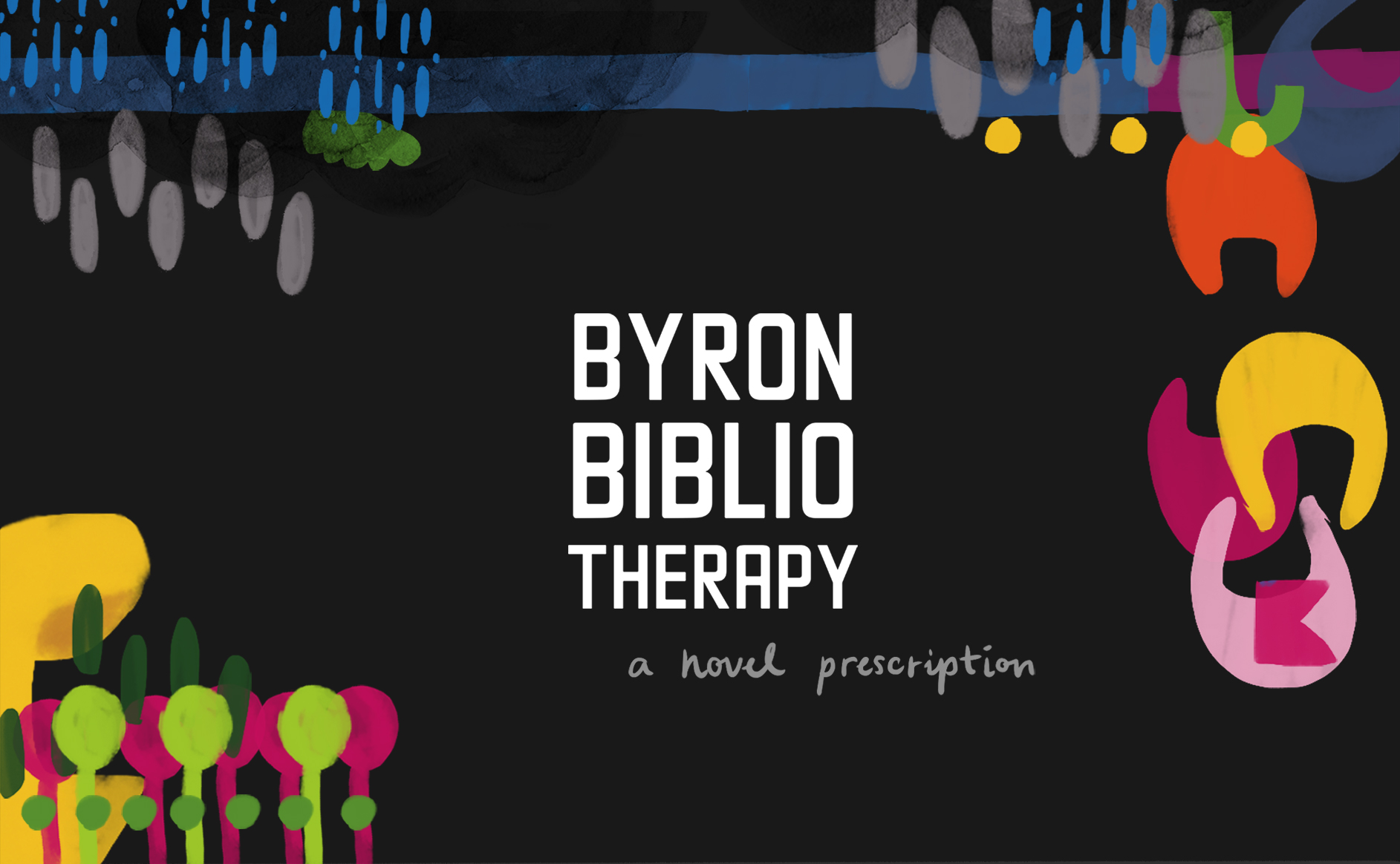 Welcome to Byron Bibliotherapy