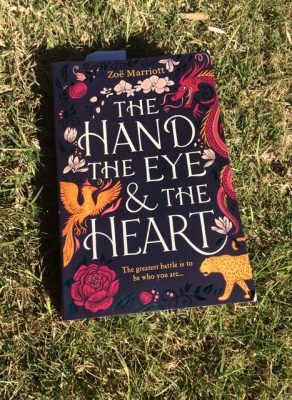 A Novel Prescription: THE HAND, THE EYE AND THE HEART