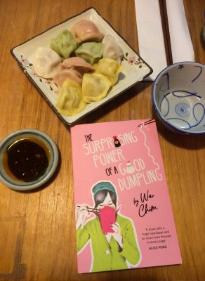 Dealing with parental mental illness: THE SURPRISING POWER OF A GOOD DUMPLING