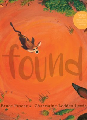 FOUND: An interrogative children's picture book text about the Stolen Generation in Australia
