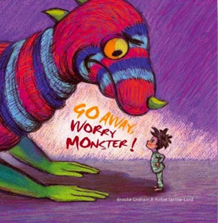 Cover, Go Away, Worry Monster!