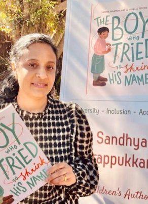 Debut Picture Book Author Sandhya Parappukkaran: Q&A